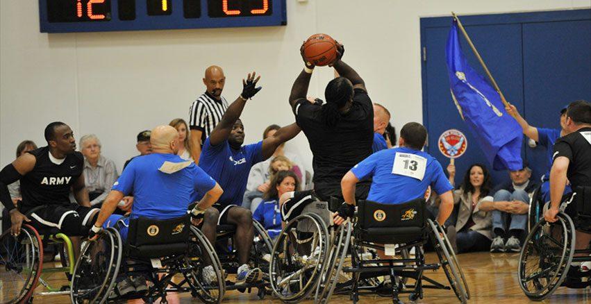 basketball 851x438 - 3 Aktivitäten zur Unterstützung und Integration von Menschen mit Behinderungen