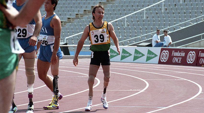 paralympics - Rückblick auf Entstehung und Verlauf der Paralympics
