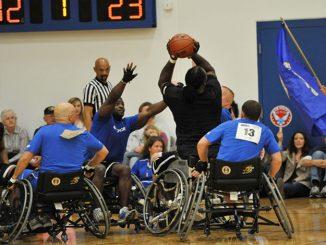 basketball 326x245 - 3 Aktivitäten zur Unterstützung und Integration von Menschen mit Behinderungen