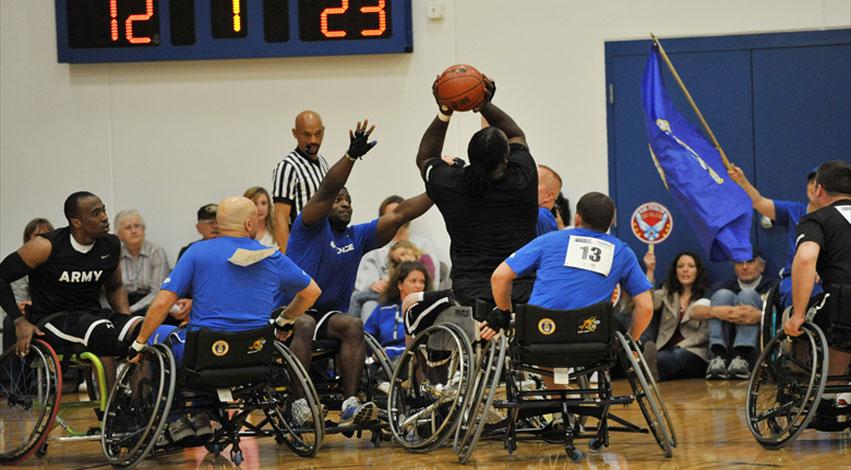 basketball - 3 Aktivitäten zur Unterstützung und Integration von Menschen mit Behinderungen