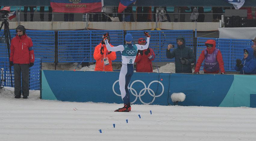 pheyonyan - 4 Paralympians beim PyeongChang 2018 Winterevent zu beobachten